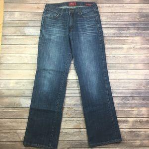 {Lucky Brand} 361 Vintage Straight Leg Jean 33x 34